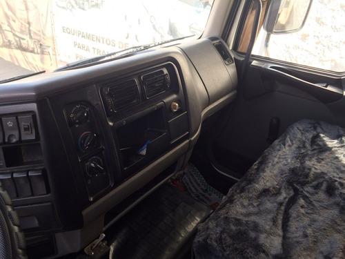 volvo vm 260, 6x2, caçamba basculante, truck, 10m3, baixa km