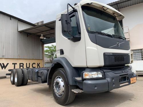 volvo vm 270 truck chassis 2014 6x2