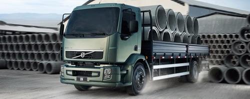volvo vm 270 truck ou bi truck  condições especiais 1° camin