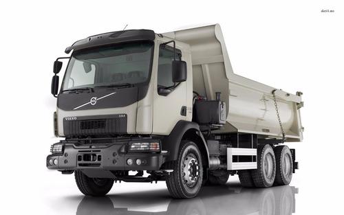 volvo vm 270 truck ou bi truck condições especiais autônomo