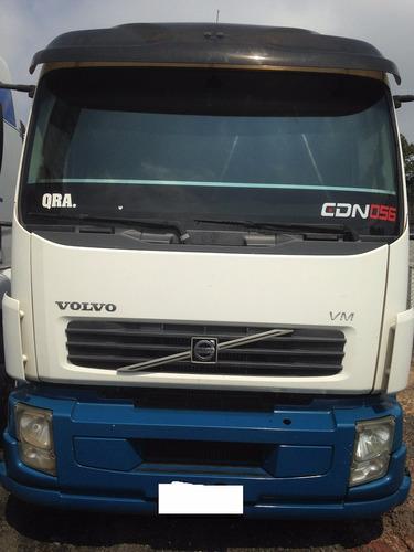 volvo vm 310 4x2 2008  100% primeiro caminhão