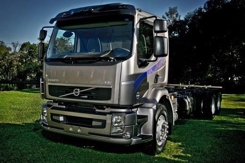 volvo vm 310 6x4 condições especiais 1° caminhão !!!