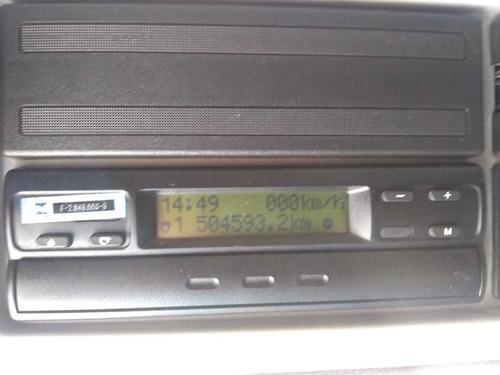 volvo vm270 ano 2013 bau/furgao 10,0 metros