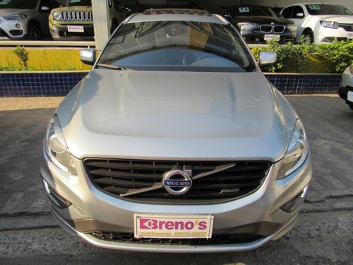 volvo xc 2.0 t5 r design turbo gasolina (blindada) 2014