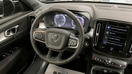 volvo  xc 40 2.0 t5 gasolina momentum 2020 - blindado