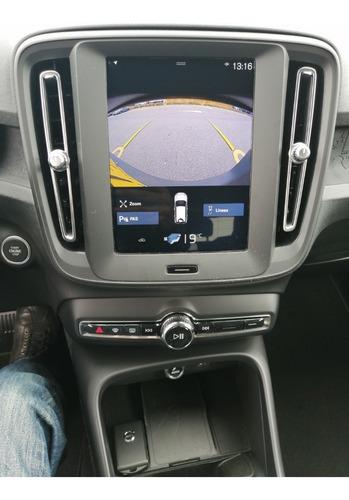 volvo xc40 t4 kinetic 2.0 turbo aut 2020 gris trueno suv