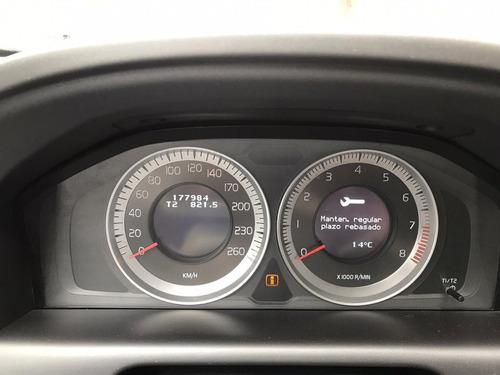 volvo xc60 2.0 t5 awd comfort 240cv 2012