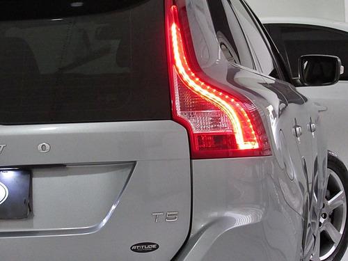 volvo xc60 2.0 t5 dynamic fwd turbo automático 2013 prata