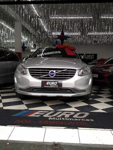 volvo xc60 2.0 t5 dynamic fwd turbo gasolina 4p automático 2