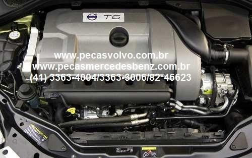 volvo xc60 3.0 motor/cambio/suspensao/sucata