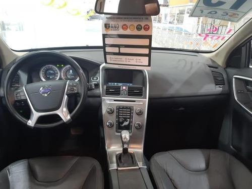 volvo xc60  3.0 t6 awd top auto gasolina automático