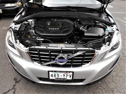 volvo xc60 4 cilindros evolution piel gps dvd 29 mil km