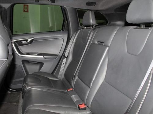 volvo xc60 r-design 2.0 t5 turbo, top de linha