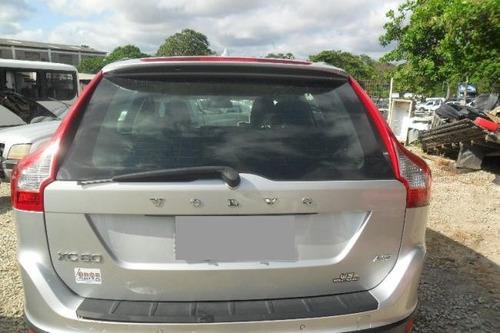volvo xc60 sucata retirada de peças, air bag, cambio, motor