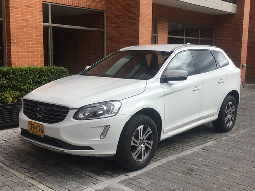 volvo xc60 t5 2.0 turbo