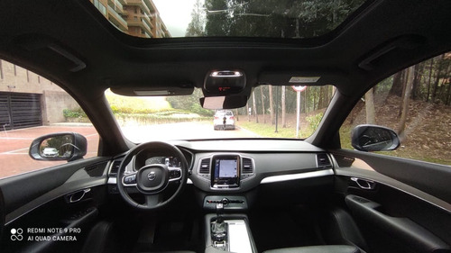 volvo xc90 2.0 l 320 hp 2016