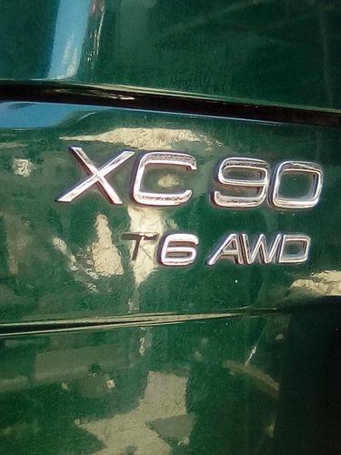 volvo xc90 2004 t/geatronic 5 y 6 cil  yonques refacciones