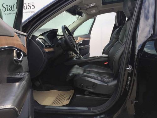 volvo xc90 2016 inscription t6 l6/3.2 aut