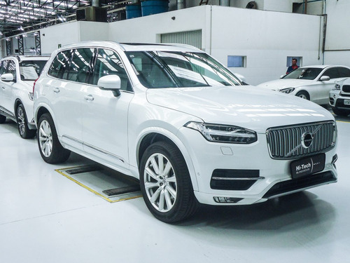 volvo xc90 excellence blindado nível 3 a hi tech 2017 2018