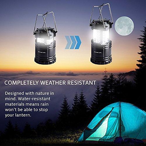 vont bright 2 portátil portátil al aire libre camping linter