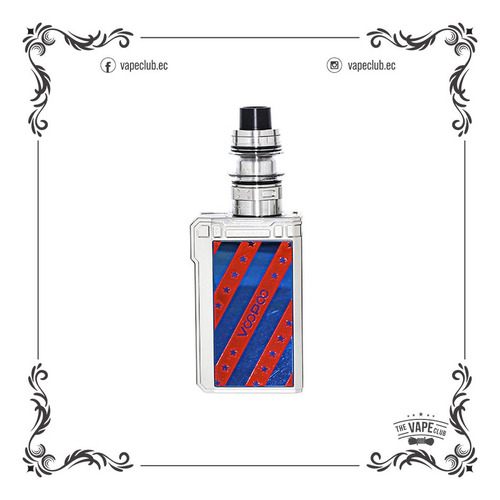 voopoo alpha zip kit vape - cigarrillo electronico
