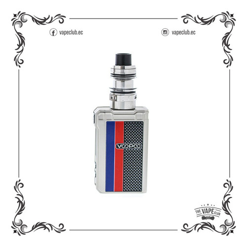 voopoo alpha zip mini vape - cigarrillo electronico