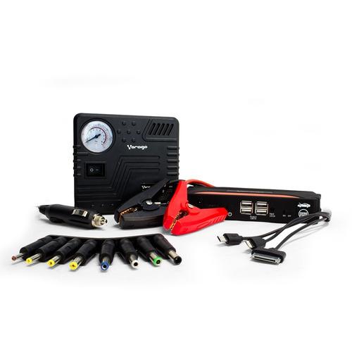 vorago arrancador baterias compresometro automotriz js-500