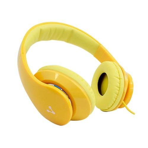vorago audifonos manos libres diadema microfono hp-204 amar
