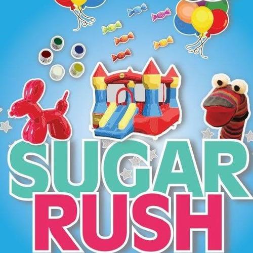 vos lo imaginas, sugar rush te lo hace posible!