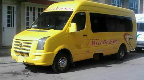 voslkswagen crafter 50 2011