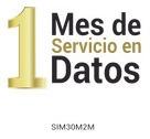 (voucher) mes de servicio para sim sim30m2m