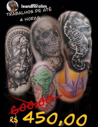 voucher tattoo com 25% de desconto
