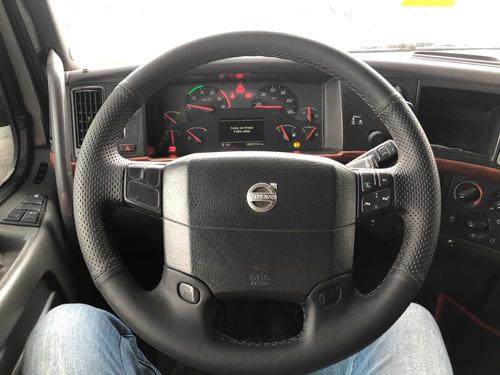 vovo fh 440 6x2 2011 globetrotter i-shift c/ar impecável