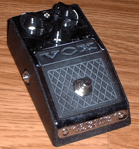vox distortion booster v830 - entrega inmediata