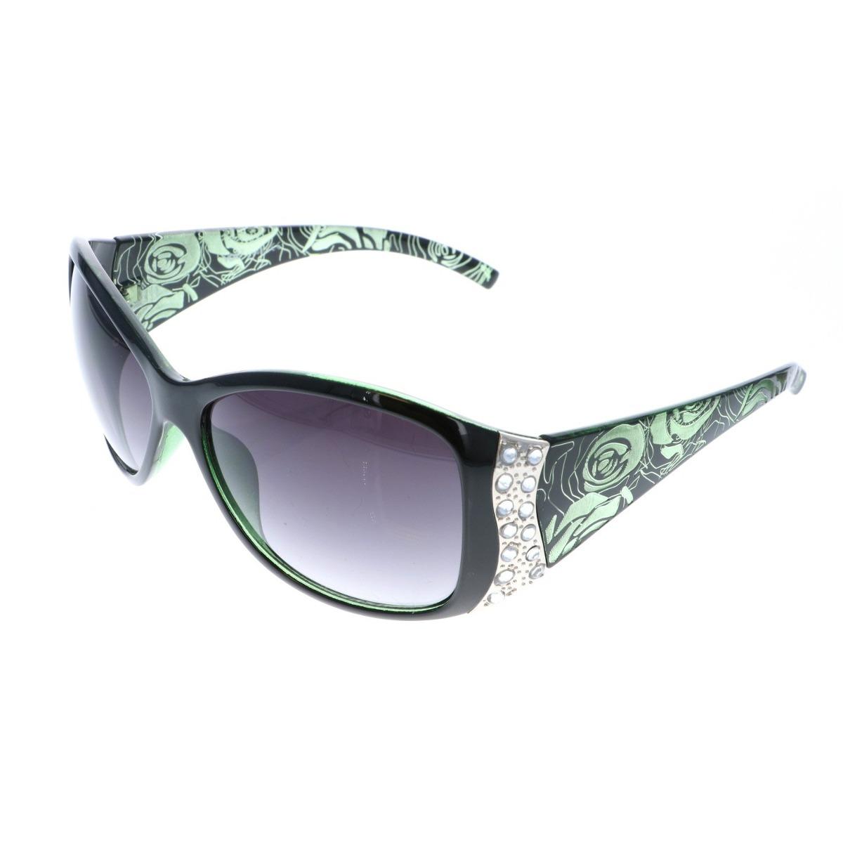 Vox Gafas De Sol Para Mujer Diseñador Sport Fashion Rhinest ... 20710636af09