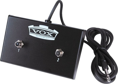vox vfs2 footswitch 2 vias