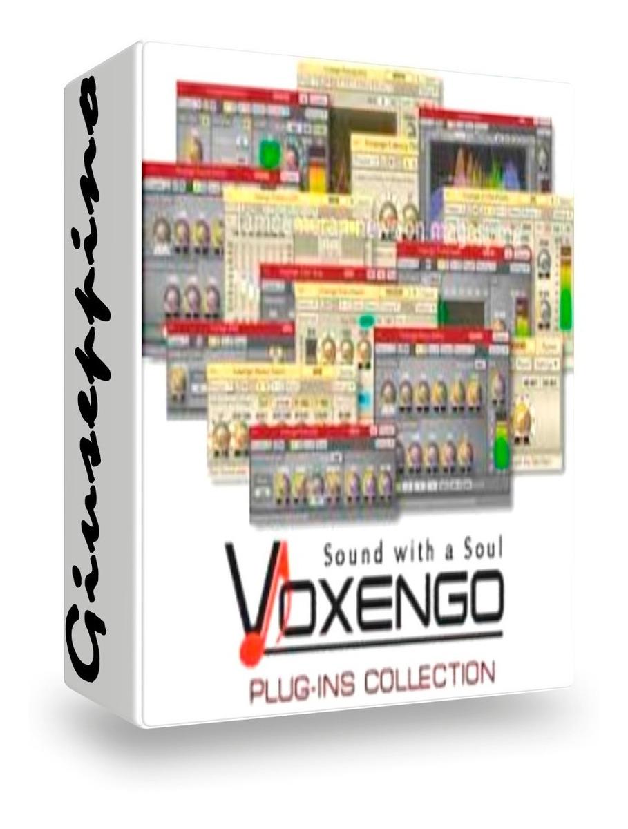 Voxengo All Plugins 2014/15/16 32/64 Vst Win Online! - $ 197,00