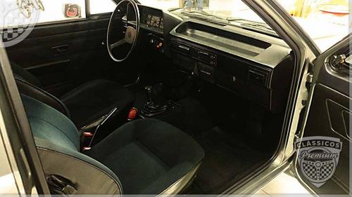 voyage 1984 84 - totalmente restaurado - placa preta antigo