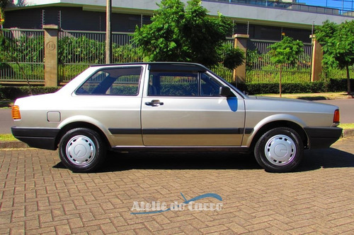 voyage gl 1988 único dono - vendido - ateliê do carro
