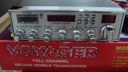 voyager vr-158 egtl dx - 542ch      6 digitos novo lacrado