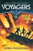 voyagers 2. juego en llamas - wasserman, robin