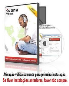 Voz Ricardo - Ivona Voices - Software Para Ler Textos