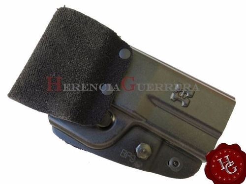 (vp) pistolera houston linea k ext bersa bp9 kbp9z zurda