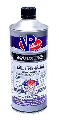 vp racing combustibles vpf2837 octanium octane booster 32 fl