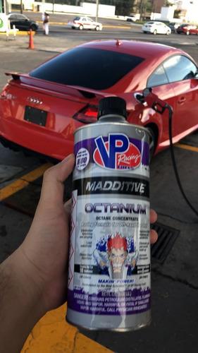 vp racing fuels aditivo octanaje hp booster nitro turbo 32oz