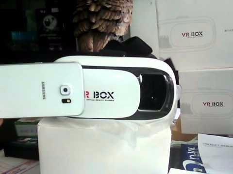 vr box 2.0 lentes realidad virtual 3d control remoto