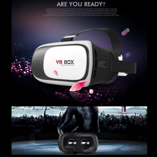 vr box 2.0 realidad virtual 3d + joystick