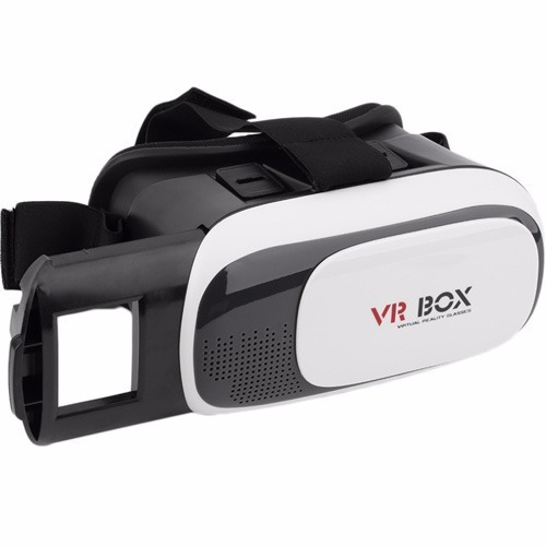 vr box lentes virtuales + control bluetooth joystick