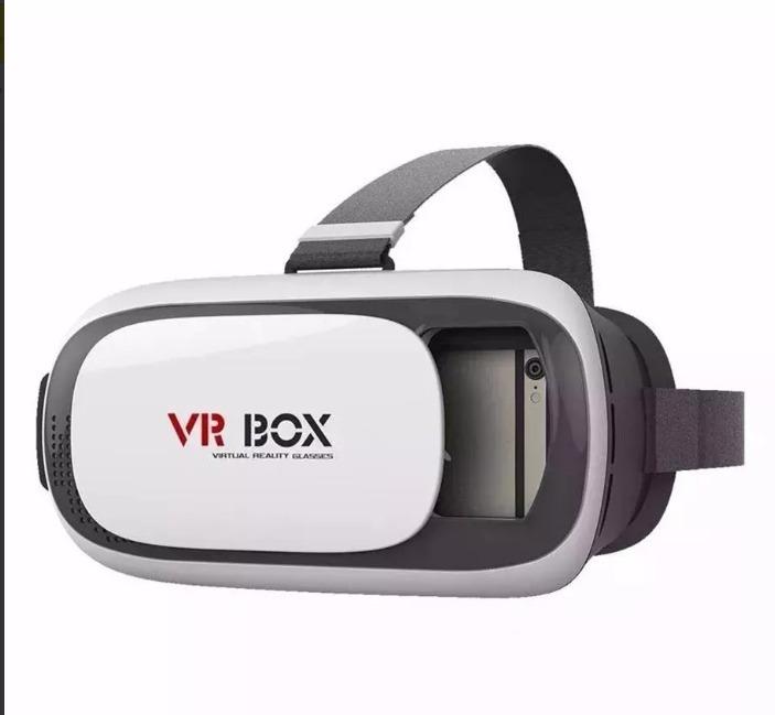 93d2df52794f3 Vr Box Oculos Realidade Virtual Cardboard 3d Rift + Controle - R  35 ...