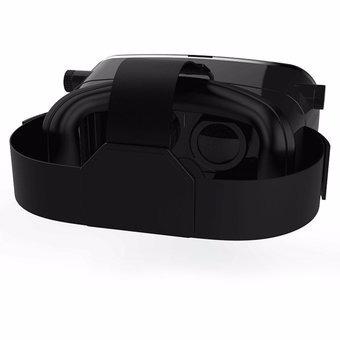 vr shinecon box gafas lentes de realidad virtual + mando